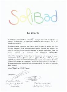 charte Solibad Romillé