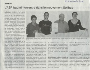 article Solibad
